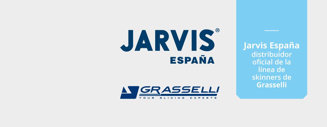 Jarvis España: distribuidor oficial de Grasselli